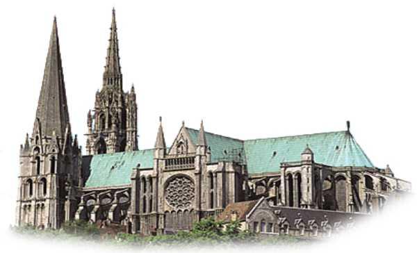 O Navio Alquímico da Catedral Gótica.catedral