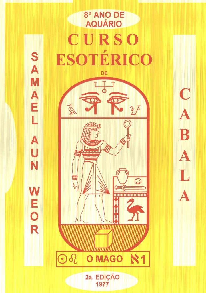 Curso Esotérico de Cabala - Capa