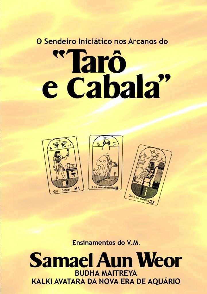 Tarô e Cabala - Capa