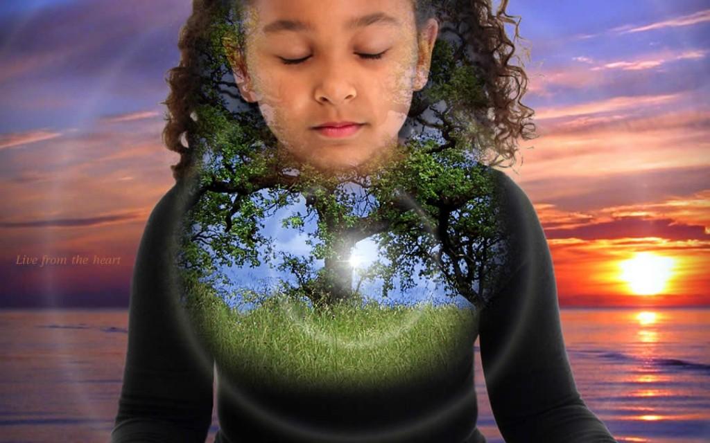 meditação imaginação
