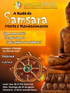 Roda Samsara, Karma, Dharma