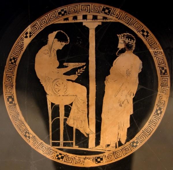O Oráculo de Apolo