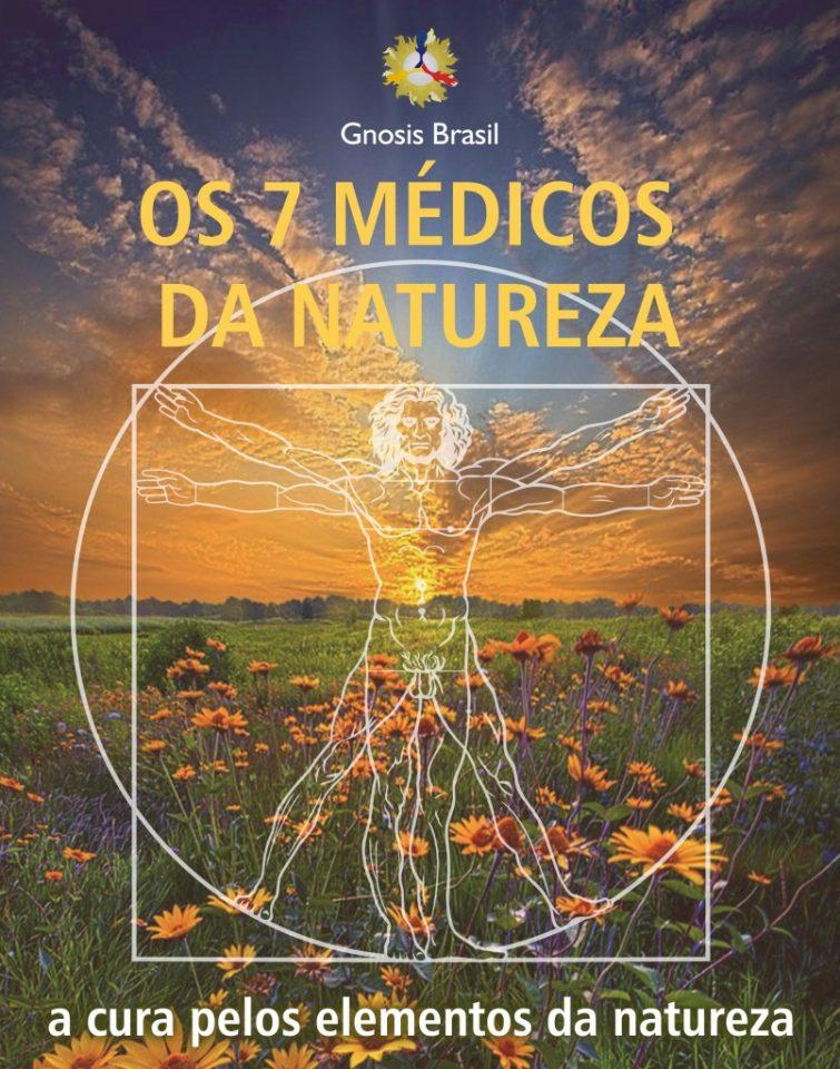 Chá com conteúdo - Os Sete Médicos da Natureza
