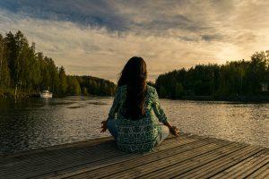 Meditar: um caminho para a luz