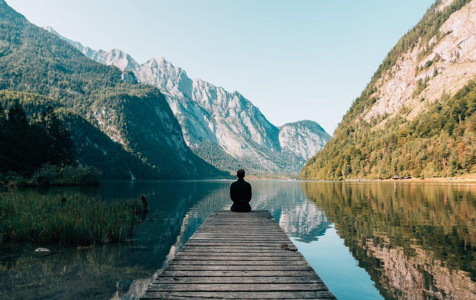 buscando o silêncio interior