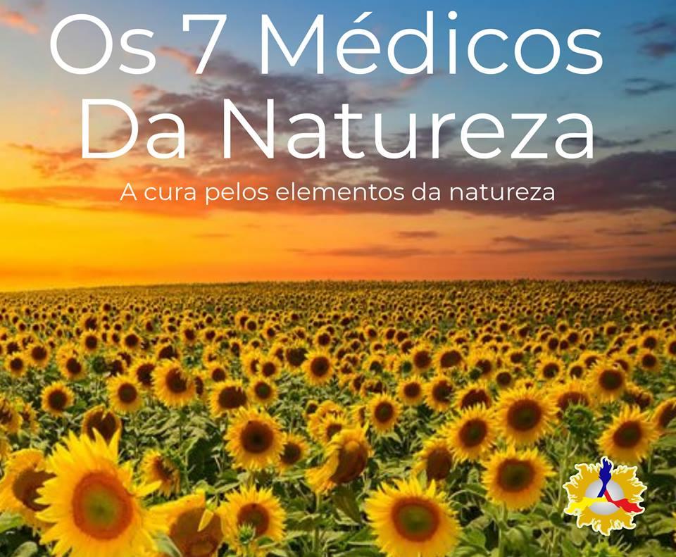 Os 7 Médicos da Natureza