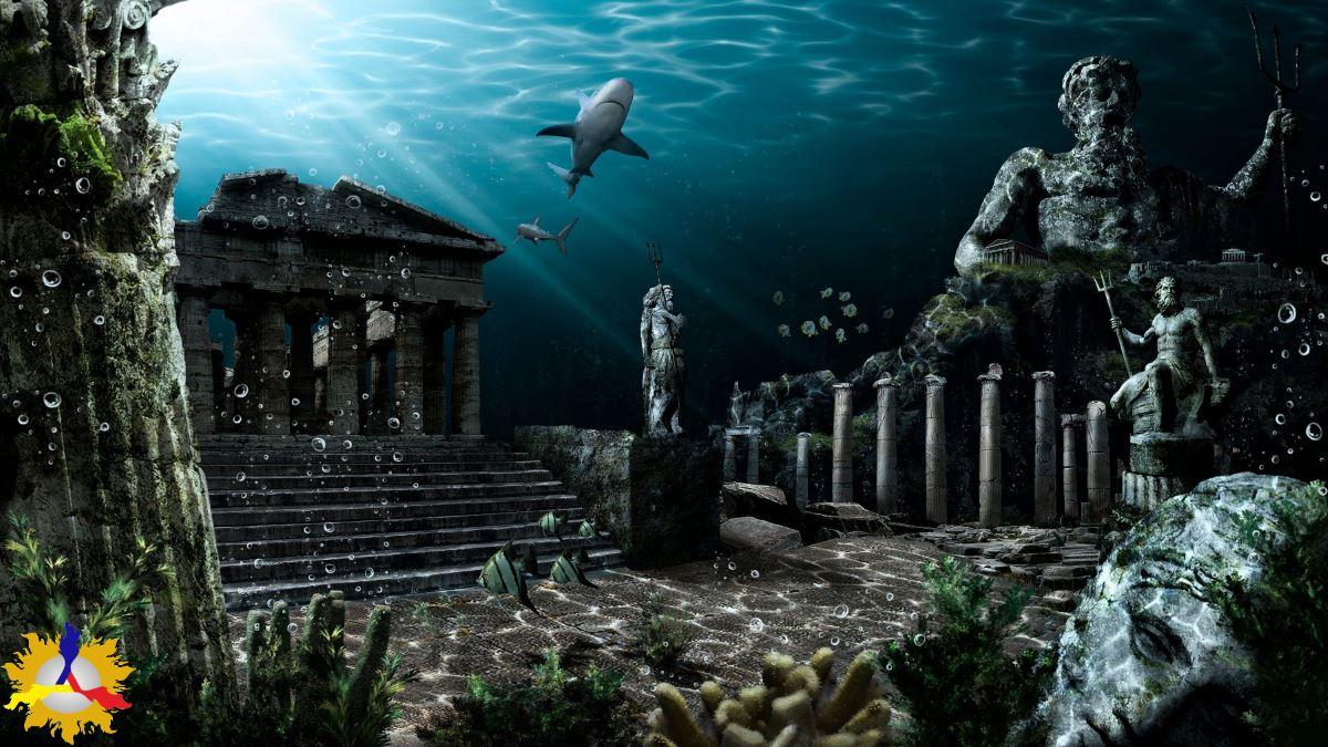 Conheça os Mistérios da Atlântida perdida